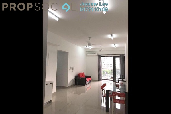 For Rent Condominium at Glomac Centro, Bandar Utama Freehold Fully Furnished 3R/2B 2k
