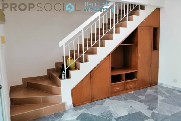 For Rent Terrace at Serindit, Bandar Puchong Jaya Freehold Semi Furnished 3R/2B 1.3k