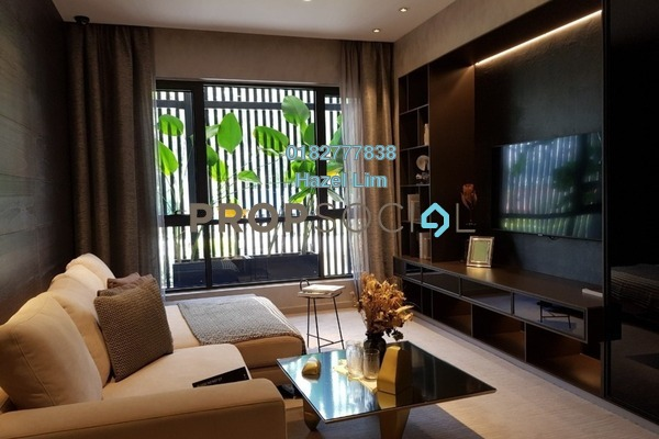 For Sale Serviced Residence at Emerald 9 , Cheras Freehold Unfurnished 1R/1B 380k
