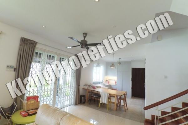For Rent Semi-Detached at Bandar Parklands, Klang Freehold Fully Furnished 4R/4B 2.5k