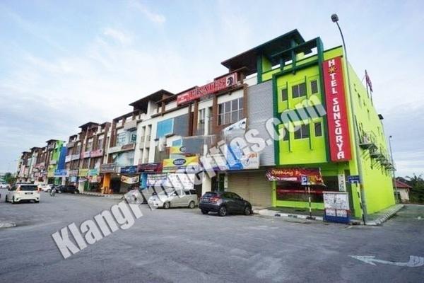 For Rent Shop at Batu Belah, Klang Freehold Unfurnished 0R/0B 4.5k