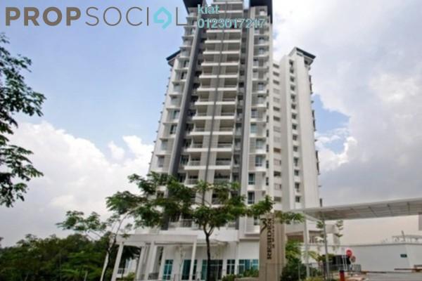 For Rent Condominium at 3 Residen, Melawati Freehold Semi Furnished 3R/3B 2.5k