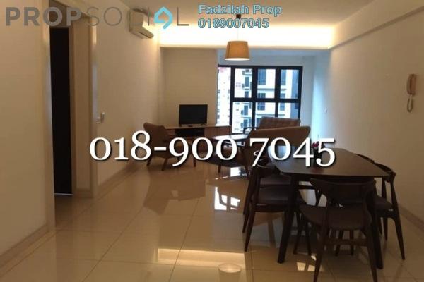 For Rent Condominium at Royalle Condominium, Segambut Freehold Fully Furnished 2R/3B 2.2k