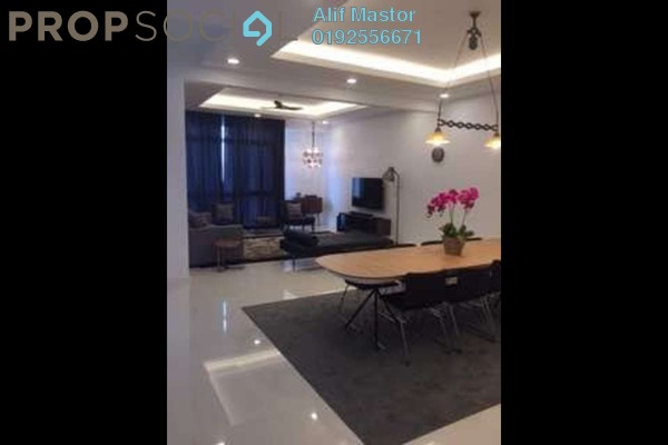 For Rent Condominium at Bukit Tunku, Kenny Hills Freehold Unfurnished 4R/5B 6k