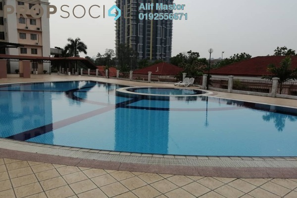 For Rent Condominium at Casa Puteri, Bandar Puteri Puchong Freehold Unfurnished 3R/2B 1.4k