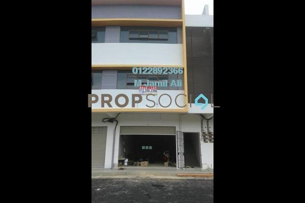 For Rent Shop at Simpang Renggam, Johor Freehold Unfurnished 0R/2B 1.8k