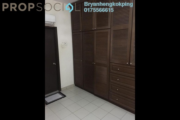 For Sale Condominium at Vista Komanwel, Bukit Jalil Freehold Semi Furnished 3R/2B 550k