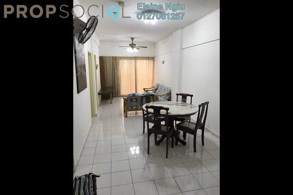For Rent Condominium at Taman Serdang Raya, Seri Kembangan Freehold Fully Furnished 3R/2B 1.2k