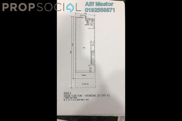 For Rent Shop at Sunway Kayangan, Shah Alam Freehold Unfurnished 0R/2B 5k