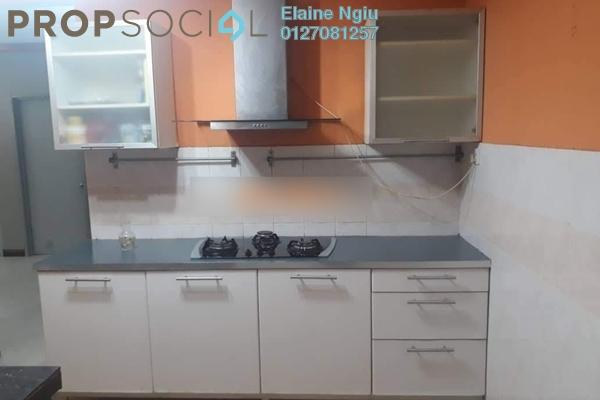 For Rent Apartment at Desaminium Rimba, Bandar Putra Permai Freehold Semi Furnished 4R/3B 1.1k