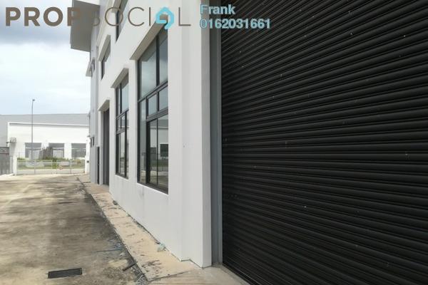 For Rent Factory at Setia Business Park, Johor Bahru Freehold Unfurnished 0R/0B 7.2k