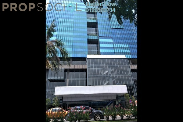 For Rent Office at Symphony Square, Petaling Jaya Freehold Unfurnished 0R/0B 40k