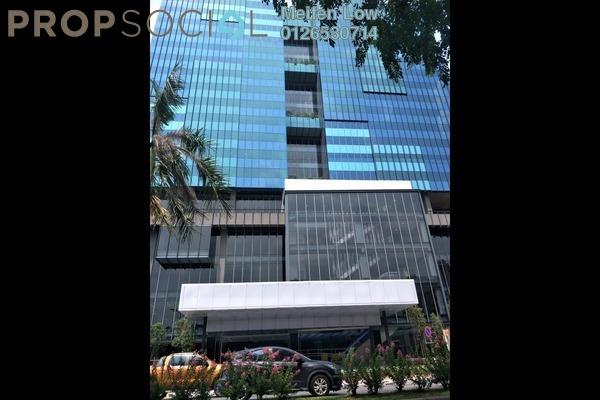 For Rent Office at Symphony Square, Petaling Jaya Freehold Unfurnished 0R/0B 40k