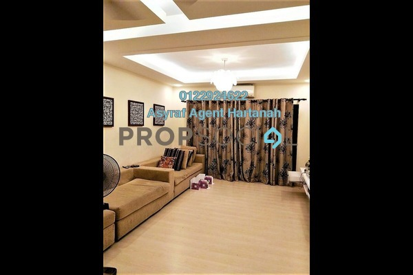 For Sale Condominium at Changkat View, Dutamas Freehold Semi Furnished 3R/2B 475.0千