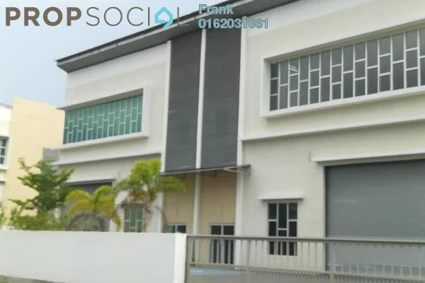 For Rent Factory at Zone Innovation Park, Klang Freehold Unfurnished 0R/0B 7.5k
