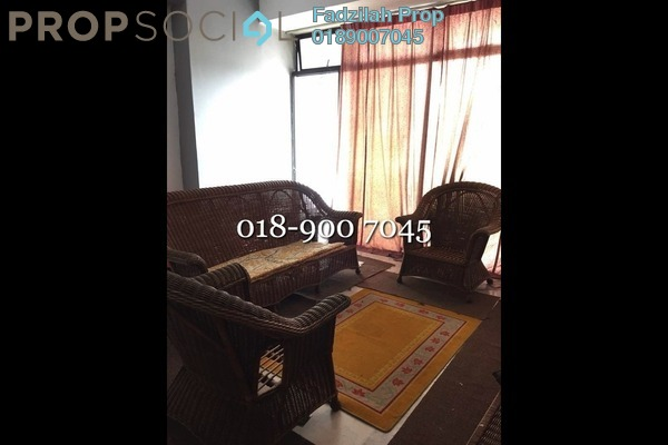 For Rent Condominium at Villa Putera, Putra Freehold Fully Furnished 3R/2B 2.5k