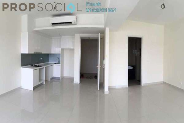 For Rent Serviced Residence at Tropicana Metropark, Subang Jaya Freehold Unfurnished 1R/1B 1.25k