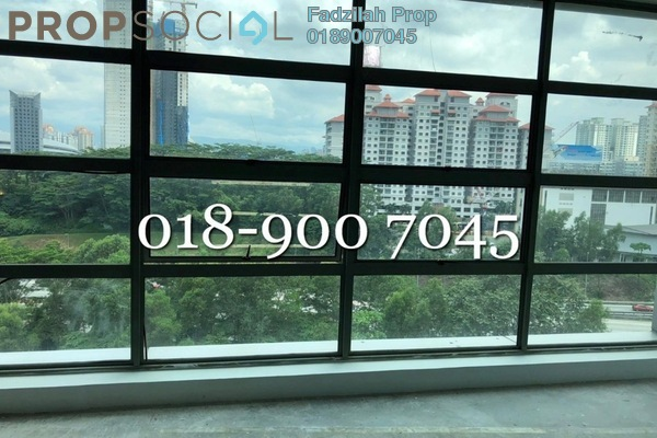 For Rent Office at Solaris Mont Kiara, Mont Kiara Freehold Unfurnished 0R/0B 5.5k