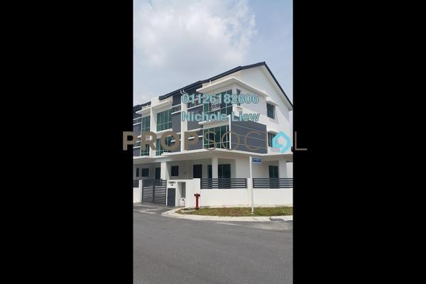 For Sale Link at Taman Saga, Klang Freehold Unfurnished 5R/5B 738k