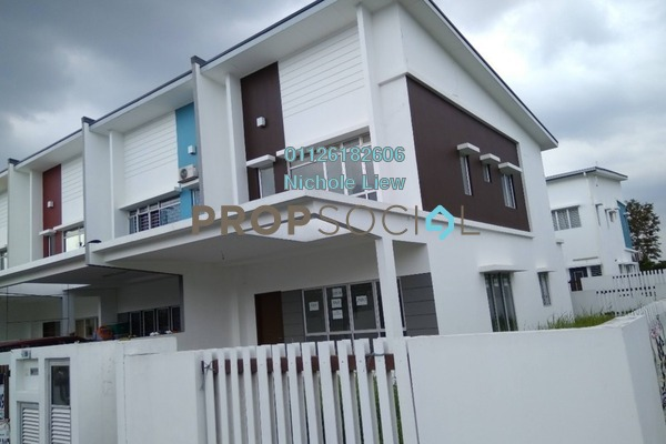 For Sale Link at Setia EcoHill, Semenyih Freehold Unfurnished 4R/3B 670k