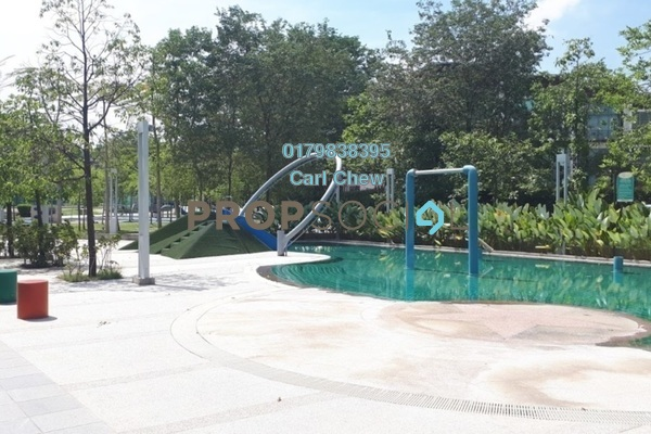 For Rent Terrace at Symphony Hills, Cyberjaya Freehold Fully Furnished 4R/6B 3.8k