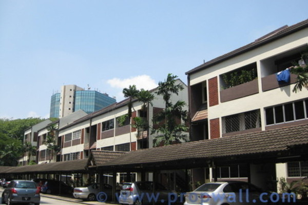 For Sale Condominium at Faber Ria, Taman Desa Freehold Semi Furnished 2R/2B 550k