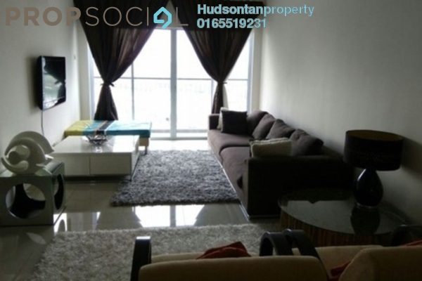 For Sale Condominium at Koi Prima, Puchong Freehold Semi Furnished 3R/2B 350k