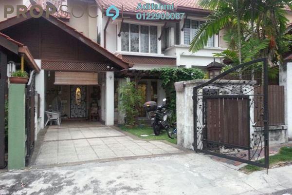 For Sale Terrace at Damai Rasa, Alam Damai Freehold Semi Furnished 4R/3B 860k