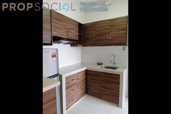 For Rent Serviced Residence at Main Place Residence, UEP Subang Jaya Freehold Semi Furnished 1R/1B 1.2k