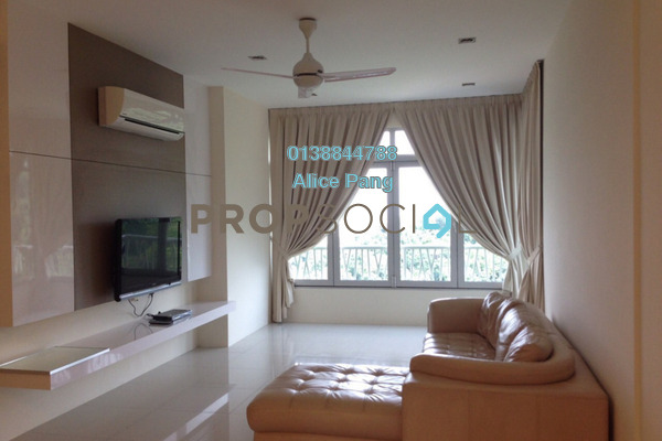 For Sale Condominium at The Peak Residences, Tanjung Tokong Freehold Fully Furnished 3R/2B 580k