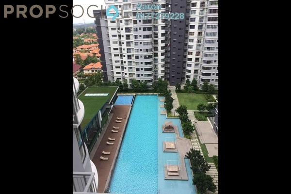For Rent SoHo/Studio at Maisson, Ara Damansara Freehold Fully Furnished 0R/0B 1.5k
