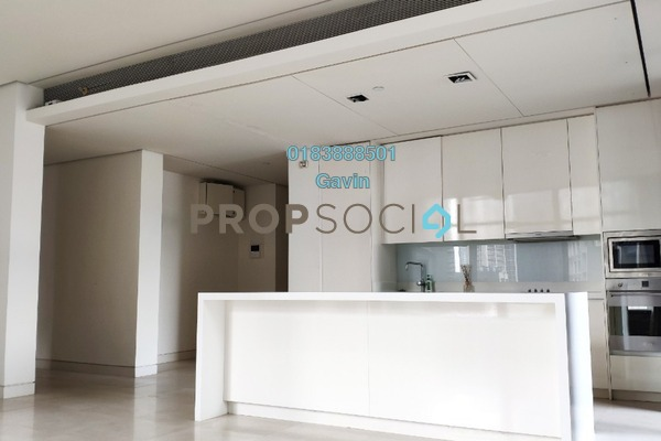 For Rent Condominium at The Troika, KLCC Freehold Semi Furnished 2R/2B 6k