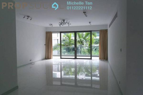 For Rent Condominium at U-Thant Residence, Ampang Hilir Freehold Semi Furnished 4R/5B 11.5k