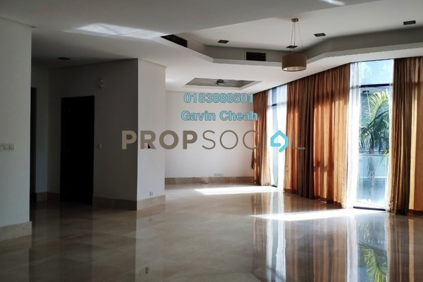 For Sale Condominium at Gallery U-Thant, Ampang Hilir Freehold Semi Furnished 3R/3B 3.5m