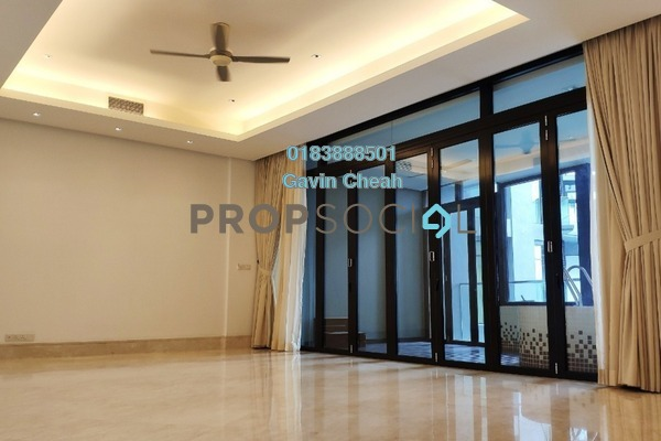For Rent Condominium at Gallery U-Thant, Ampang Hilir Freehold Semi Furnished 3R/3B 9k