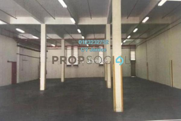 For Rent Factory at Section 12, Petaling Jaya Freehold Unfurnished 0R/0B 4.84k