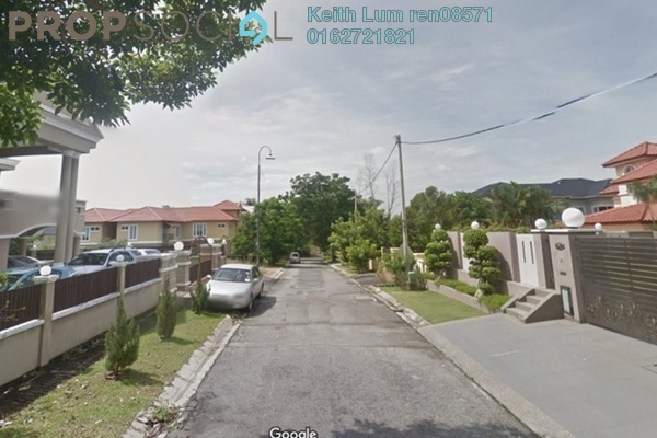 For Sale Bungalow at Saujana Impian, Kajang Freehold Semi Furnished 6R/5B 2.3m