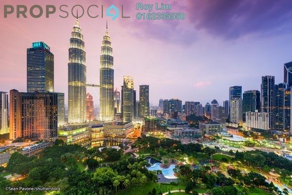 For Sale Condominium at Alstonia Residence, Bandar Sungai Long Freehold Unfurnished 5R/5B 756k