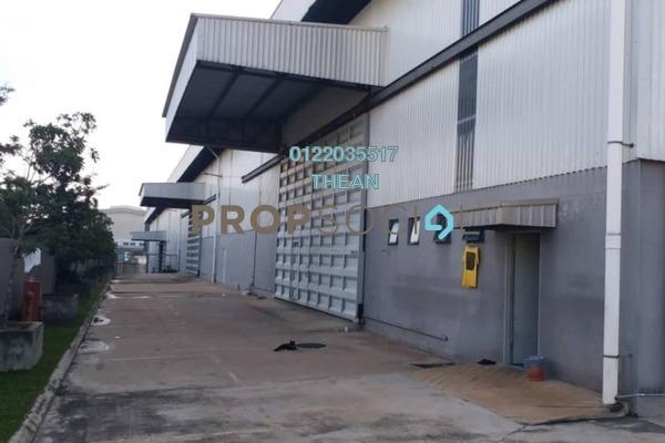 For Rent Factory at Kampung Baru Subang, Shah Alam Freehold Unfurnished 0R/0B 33k