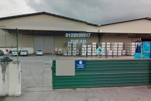 For Rent Factory at North Port, Port Klang Freehold Unfurnished 0R/0B 159k