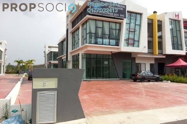 For Sale Shop at Sunsuria 7th Avenue, Setia Alam Freehold Unfurnished 0R/0B 4.7m