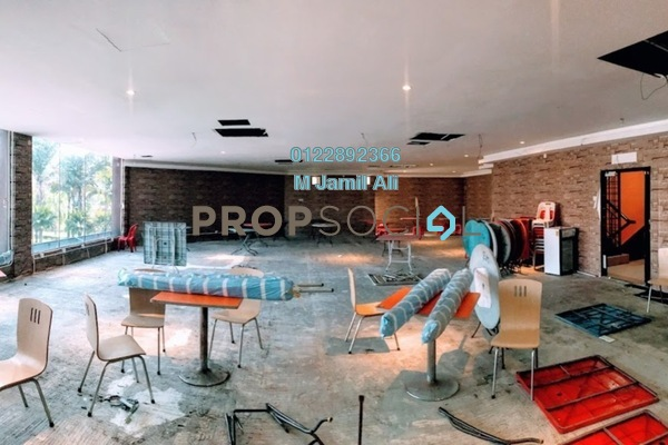 For Rent Shop at Damai Niaga, Alam Damai Freehold Semi Furnished 0R/2B 4k