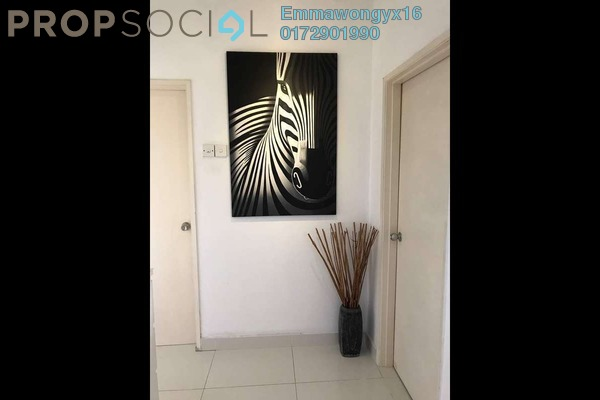 For Sale Condominium at Villamas, Sungai Buloh Freehold Semi Furnished 3R/2B 490k