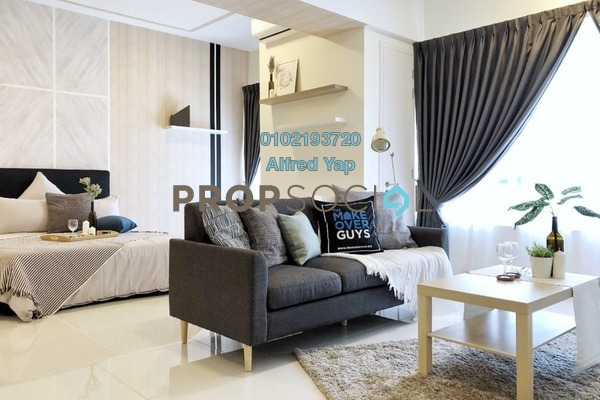 For Rent Condominium at Pandora Serviced Residences @ Tropicana Metropark, Subang Jaya Freehold Fully Furnished 1R/1B 2k