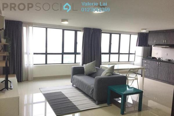 For Rent SoHo/Studio at Subang SoHo, Subang Jaya Freehold Fully Furnished 2R/1B 2k