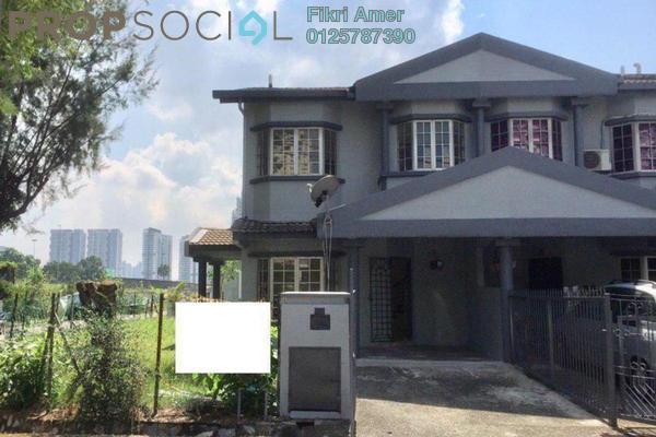 For Sale Terrace at Desa Subang Permai, Subang Leasehold Unfurnished 4R/3B 680k