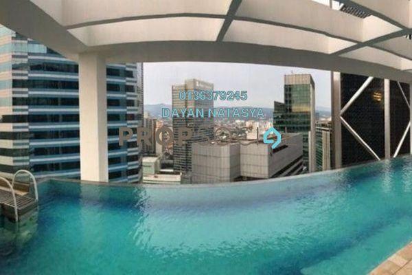 For Sale Condominium at Binjai Residency, KLCC Freehold Semi Furnished 5R/7B 9m