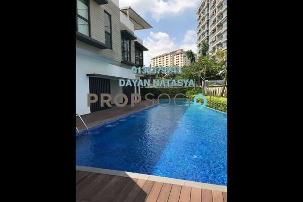 For Sale Villa at Laman Vila, Segambut Freehold Semi Furnished 6R/7B 3.12m