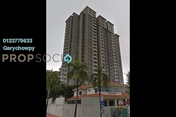 For Sale Condominium at Casa Tropicana, Tropicana Freehold Semi Furnished 3R/2B 567k