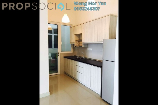 For Rent Serviced Residence at Desa Green Serviced Apartment, Taman Desa Freehold Semi Furnished 3R/2B 1.9k